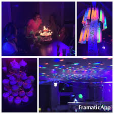 theme lighting light rental