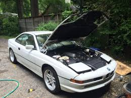 bmw 840ci 1994 bmw 840ci 8 series coupe with manual transmission for sale