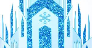 Castle Backdrop Diy Frozen Inspired Birthday Party Backdrop Party Ideas Party
