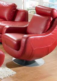 Swivel Sofas For Living Room Excellent Leather Swivel Armchair Pottery Barn Within Chairs