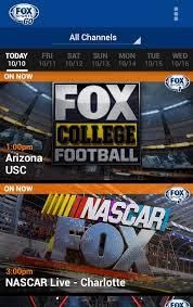 fox sports go app for android fox sports go free samsung galaxy tab 2 10 1 app