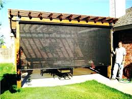 sun shades for patios u2013 salmaun me