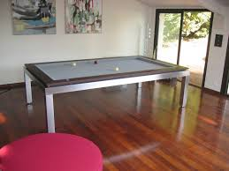 modern billiard table pool dining tables with modern pool table in luminate floor design