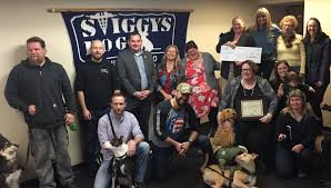 whmi 93 5 local news stiggy s dogs honored for work with animal