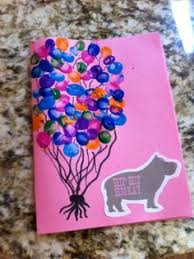 homemade birthday cards for dad from toddler google search diy