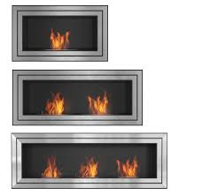 bio fire place juliet