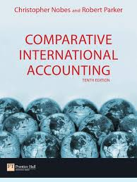 comparative international accounting 10th edition