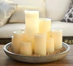 Wedding Candle Centerpieces Floating Candle Wedding Centerpiece Fall Floating Candle