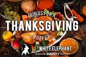 thanksgiving buffet 2017