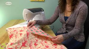 free motion quilting with a sewing machine youtube