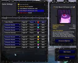 World Of Warcraft Maps by Foc Bleach Vs Naruto 4 1 Warcraft Iii The Frozen Throne U003e Maps