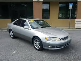 lexus es300 issues lexus es 300 in florida for sale used cars on buysellsearch