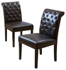 Next Dining Chairs Brown Leather Dining Chairs Juniorderby Me