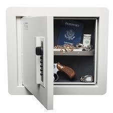 between the studs gun cabinet amazon com v line quick vault locking storage for guns and