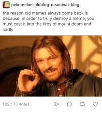 Meme Blogs - pekomelon oldblog deactivat blog the reason old memes always come