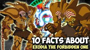 10 facts about exodia the forbidden one you need to know yu gi