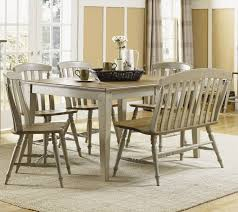 Bench Dining Room Sets by Dining Room Tables With Benches Tables U0026 Chairs Wooden Dining Room