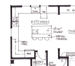 How Tall Are Kitchen Islands by Kitchen Furniture Kitchen Island Dimensions Surprising Photos