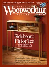 Popular Woodworking Magazine Subscription by June 2015 218 Popular Woodworking Magazine