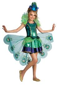 party city halloween costumes for plus size peacock child costume buycostumes com