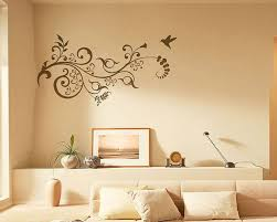 wall designs stickers exprimartdesign com fashionable design wall designs stickers pink flower decals on living room decorate your with