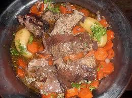comment cuisiner du paleron les meilleures recettes de paleron de veau
