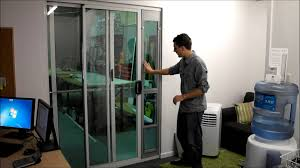 Best Sliding Patio Doors Reviews Hartman Patio Pet Door Review Youtube