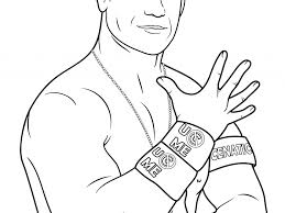 john cena coloring pages to print youtuf com