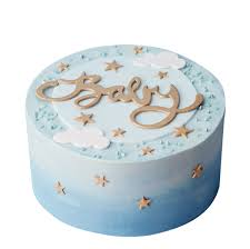 baby boy cakes blue twinkle cake