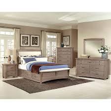 chambers dual storage 6 piece queen bedroom set