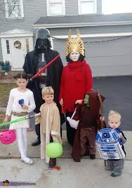 vader family costume