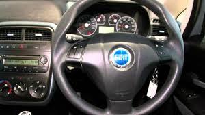2007 fiat punto dynamic dualogic grey 5 speed seq manual auto