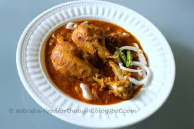 food for thought country style chicken curry