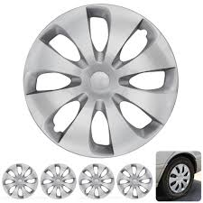 nissan sentra hubcaps 15 inch 15 inch hubcaps 4 pieces full set wheel cover caps durable quality