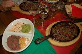 cuisine mexicaine cuisine mexicaine tres bonne et copieuse photo de restaurant el