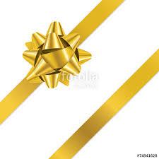 christmas gift bow gift bow vector gold christmas present ribbon stock image and