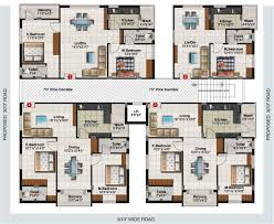 2 bedroom house plans india indian model house plans in 1100 sq