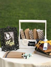 college graduation party decorations shabby chic graduation party ideas celebrations at home