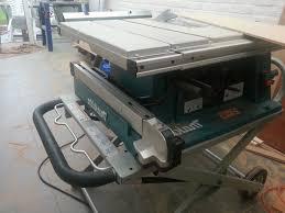 makita portable table saw makita 2705 table saw review elegant how to change the blade a