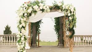 chuppah canopy at a wedding why does the stand a canopy