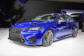 lexus v8 gs 2016 lexus gs f first look motor trend