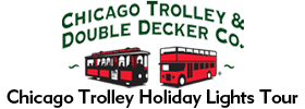 chicago trolley holiday lights tour chicagotrolleyholidaylightstour png