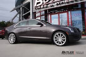 wheels for cadillac ats cadillac ats with 19in tsw brooklands wheels exclusively from