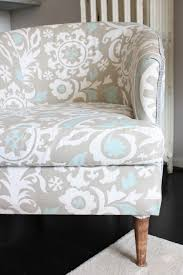How To Reupholster A Wingback Armchair This Dusty House How To Reupholster A Club Chair Diy For The