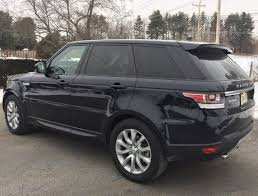 jeep range rover 2016 review 2016 range rover sport hse td6 diesel power luxury