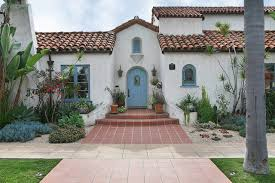 Spanish Style Exterior Paint Colors - spanish style prefab homes charming small prefab home model