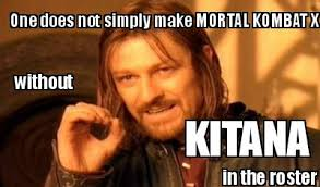One Does Simply Not Meme Generator - meme creator one does not simply make mortal kombat x without