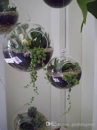 Hanging Home Decor Glass Globe Terrariums Hanging Candles Holder U0026wedding Candlestick