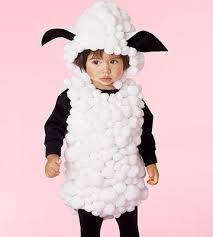 sheep costume 5 kids costumes