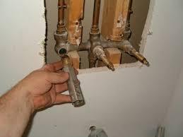 Bathtub Faucet Repair 3 Handle Shower Faucet Repair Price Pfister 3 Handle Shower Leak